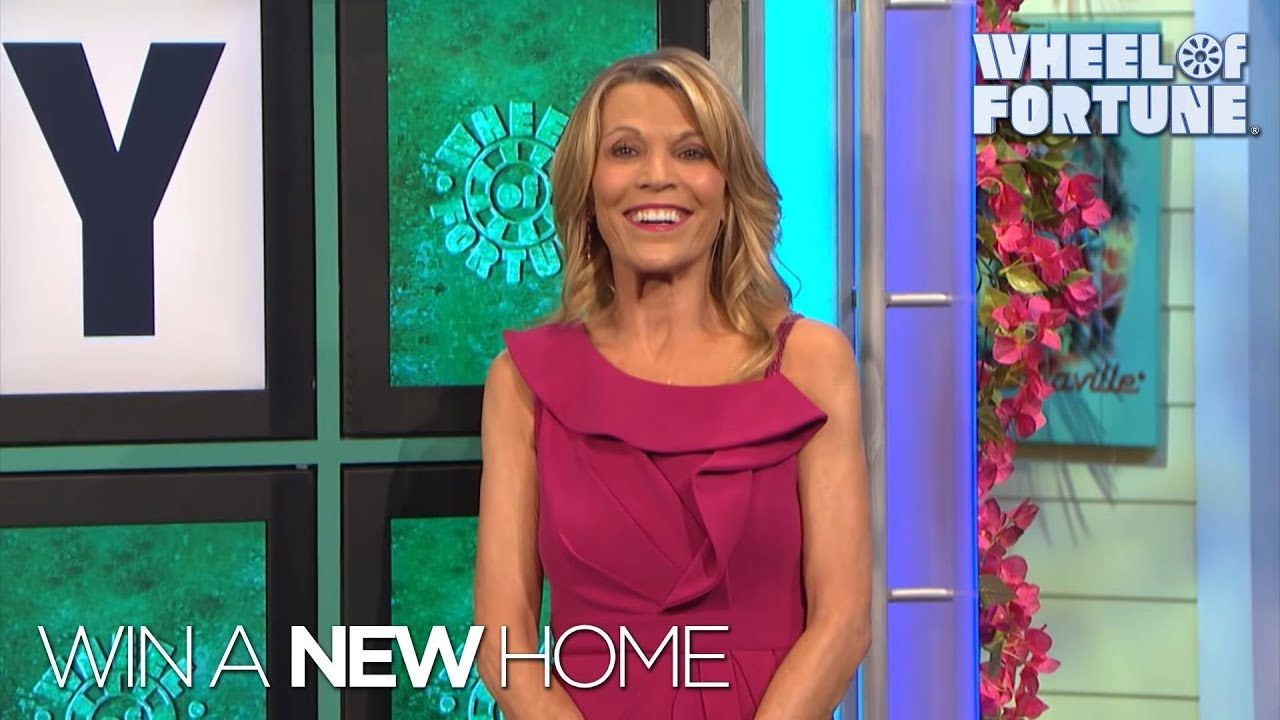 You Could Win A New Home Wheel Of Fortune