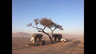 Namibia (off) road trip 2017