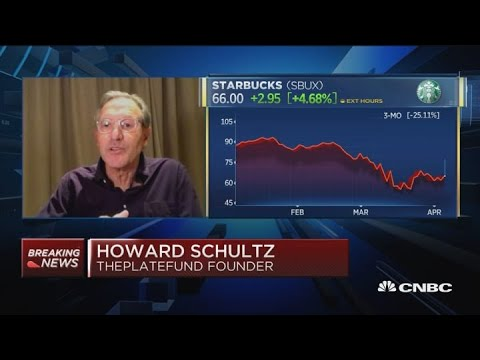 Former Starbucks CEO warns 30% of small businesses at risk of closing for good without more help