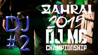 【#2】 ZAMRAI 2015 DJ Battle 【Entry NO 2 DJ CT-LOW】