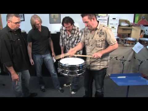 2012 Snare Drum Olympics - Objective Judging