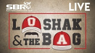 Loshak and The Bag | Monday Live Betting Guide with Peter Loshak Flying Solo