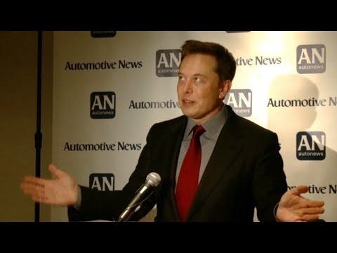 Elon Musk on why Hydrogen fuel cell is dumb