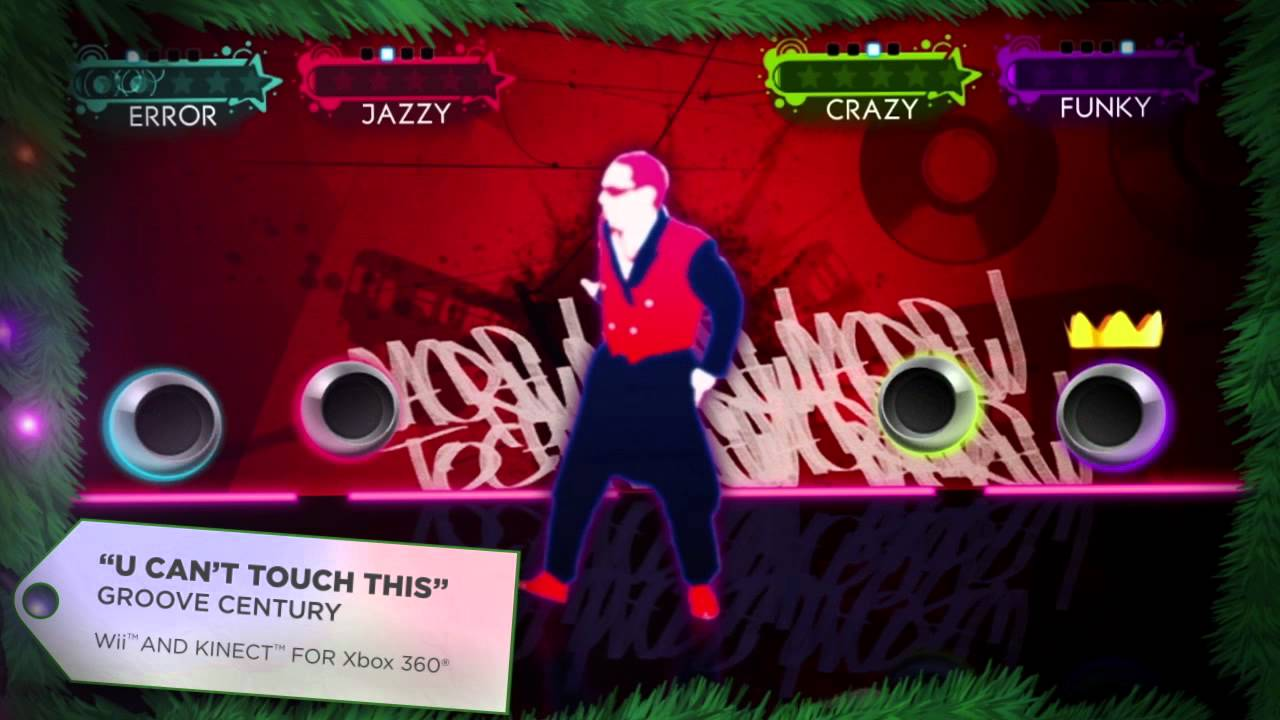 Just Dance 3 | Crazy Christmas and New Songs - YouTube