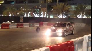 Day 1 of 2016 Gulf Car Festival in Dubai