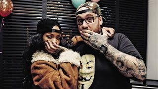 The Life of a Celebrity Tattoo Artist