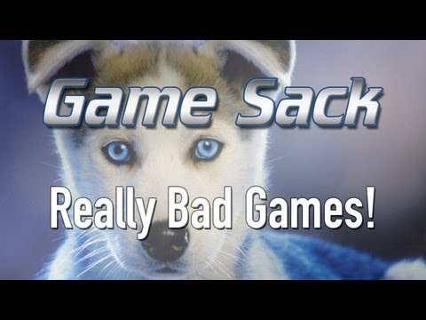 Really Bad Games! - Game Sack