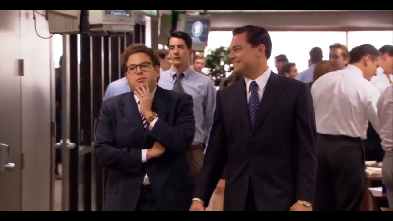 Wolf of Wall Street Soundtrack - YouTube