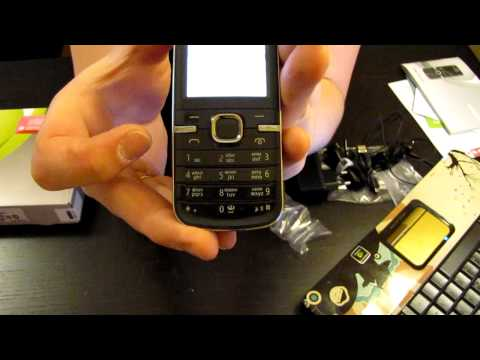 Nokia 6730 classic review and unboxing HD