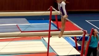 Спортивная гимнастика, 2 юношеский разряд, брусья