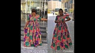 latest african dresses 2018 collection of trendy stylish and colorful african dresses 2018