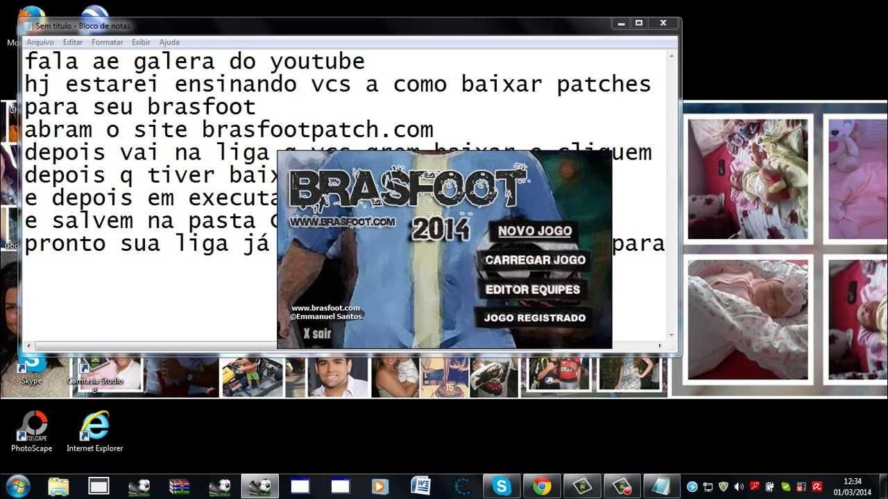GRATIS BAIXAR PARA 2014 PC BRASFOOT
