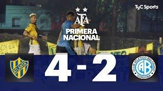 Atlanta 4 VS. Belgrano 2  | Fecha 8 | Primera Nacional 2019/2020