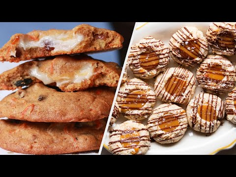 Five Holiday Cookies To Give Out As Gifts • Tasty