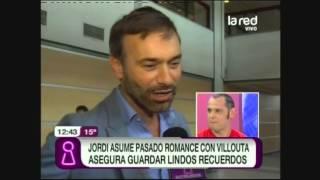 Jordi Castell asume su pasado amoroso con José Miguel Villouta