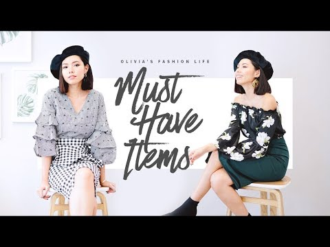 MUST HAVE ITEMS ft  Dorothy Perkins