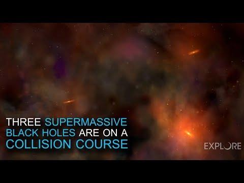 A Quick Look at Triplet Black Holes