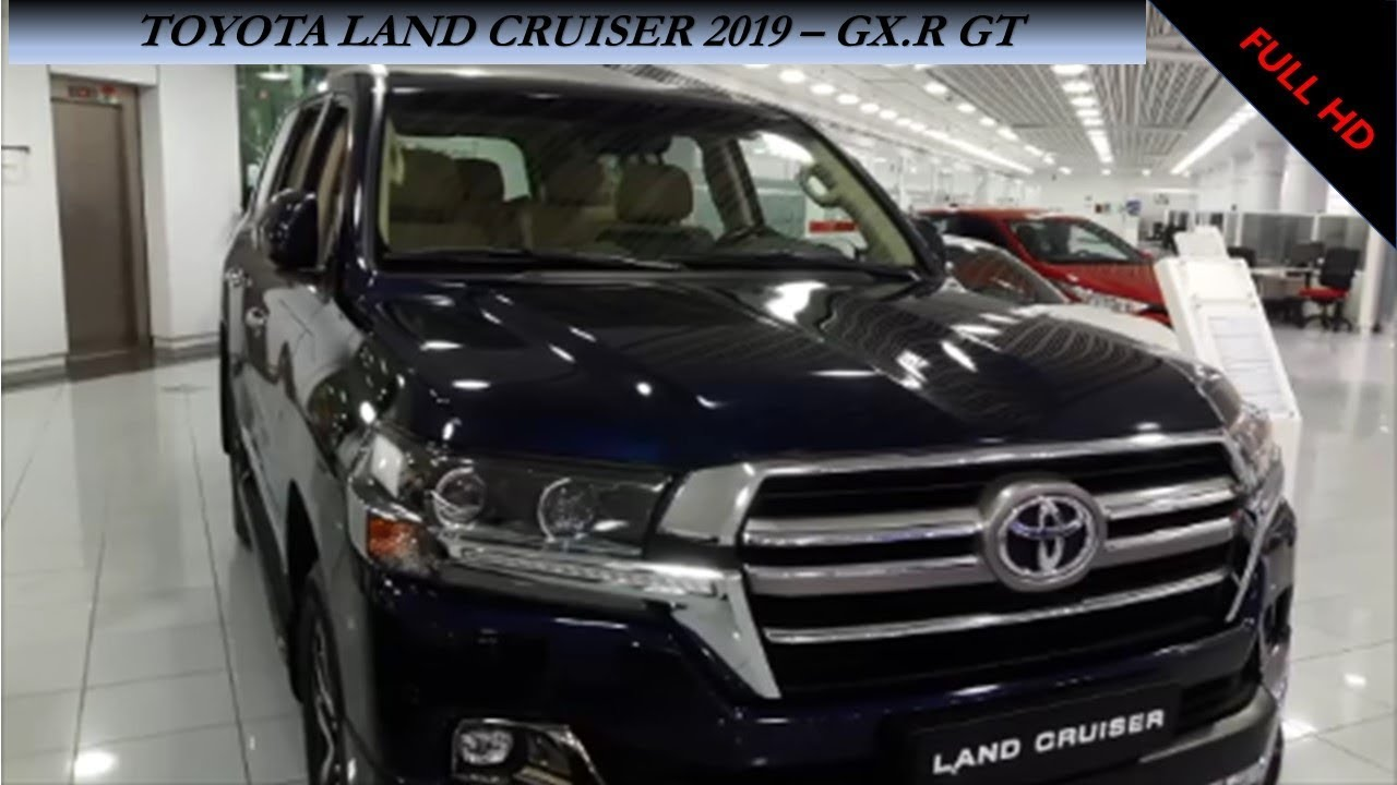 toyota land cruiser 2019 grand touring gt 4l v6 gx r full interior exterior review youtube. Black Bedroom Furniture Sets. Home Design Ideas