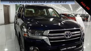 Toyota Land Cruiser 2019 Grand Touring (GT) 4L V6 GX.R - Full Interior & Exterior Review