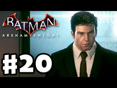 Batman: Arkham Knight - Gameplay Walkthrough Part 20 - Bruce Wayne (PC)