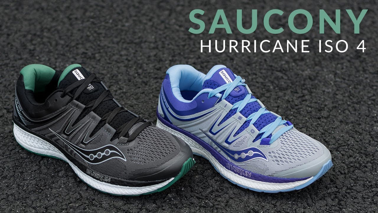 f612ab2b71 Saucony Hurricane ISO 4 - Running Shoe Overview