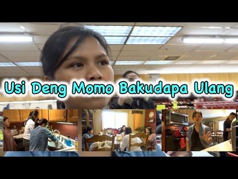 Makan2 Bakso Bareng Teman Indo . Bungkus2 dan Bicara Bahasa Manado. Orang Manado Bakudpa ulang