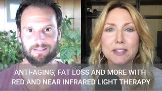 Anti-Aging, Fat Loss and More with Red and Near Infrared Light Therapy with Ari Whitten