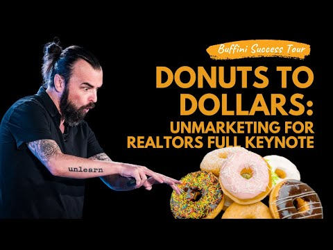 Full Realtor UnMarketing Keynote