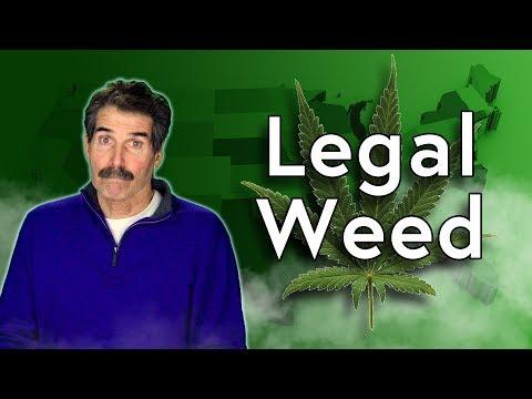 Legal Weed So Far