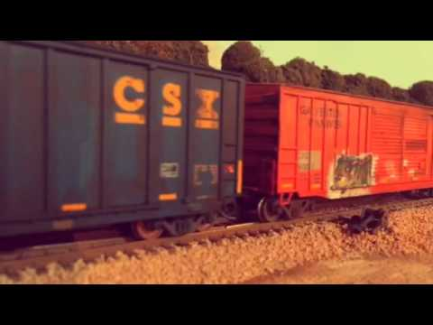 CRANDIC boxcar train