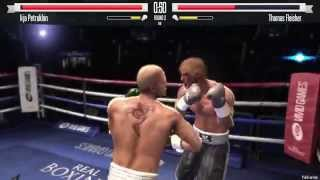 Real Boxing PC Gameplay
