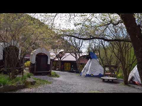 Warlocks of Tokyo live at North Land Camper's Village, 2017/09/09
