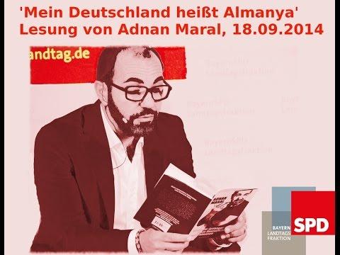 Adnan Maral  Mein Deutschland heißt Almanya  Leseprobe 3