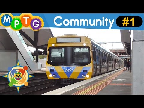 Community Video #1 - Videos of Public Transport in Victoria