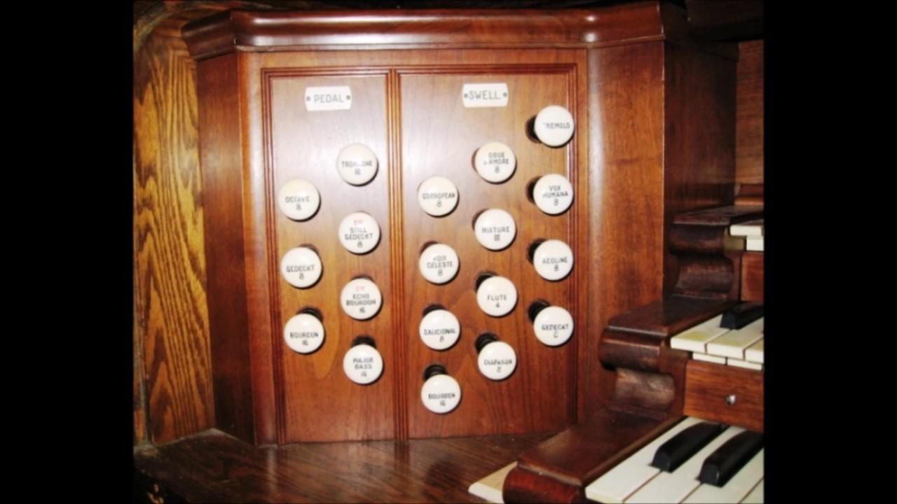 gloria vivaldi on skinner organ 637 at columbia high school maplewood south orange nj youtube. Black Bedroom Furniture Sets. Home Design Ideas