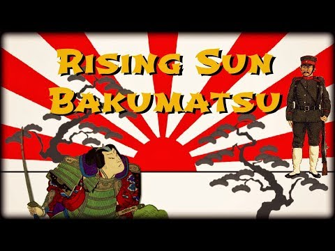 """Rising Sun - part 1 - A """"quick"""" look at the mod"""