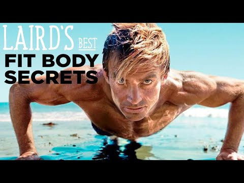 Laird Hamilton: Part 3 - How to Stay Fit at ANY age