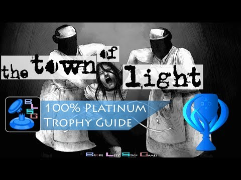 The Town of Light  - 100% Trophy Guide + Full Walkthrough(All Story Paths, All Collectibles) - BLSG