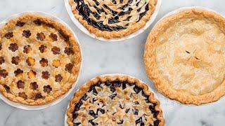 Amazing Ways To Decorate A Pie