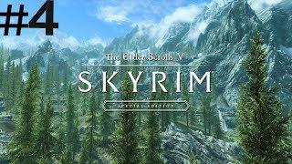 Прохождение игры The Elder Scrolls 5 Skyrim часть 4