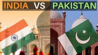 INDIA 🇮🇳VS PAKISTAN 🇵🇰  Similarities and Differe...