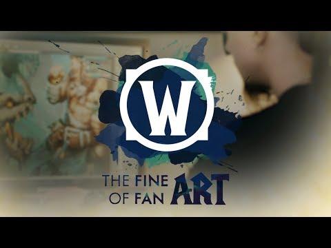 The Fine Art of Fan Art: Thomas Karlsson, digitaler Künstler