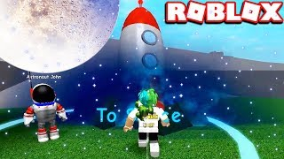 OUTER SPACE IN ROBLOX SPEED SIMULATOR 2