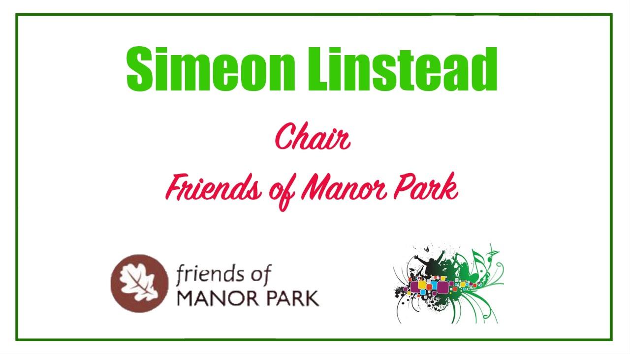 Simeon Linstead discusses Revivify Manor Park   Kingston Green Radio 87 7FM