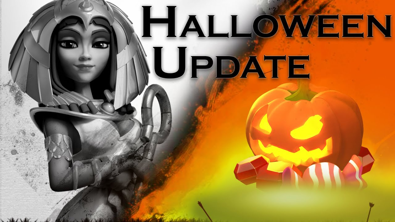 """""""Trick Or Treat"""" Update 1.0.51 Highlights   Halloween Events & 5v5 Ranking System"""