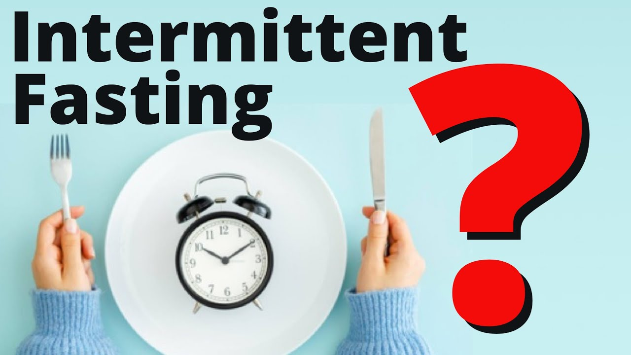 New Study Intermittent Fasting doesn't work