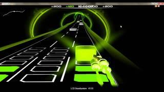 Audiosurf: 45:33 - LCD Soundsystem