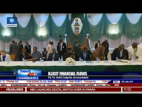 Osinbajo Warns Banks,Financial Institutions On Illicit Funds