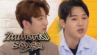 """Melomance Sing a Little Bit of """"Gift""""!! [Immortal Songs Ep 350]"""