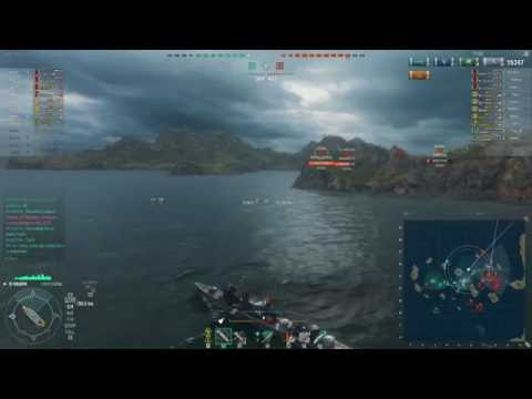 Kagero: How to use F3 torpedos